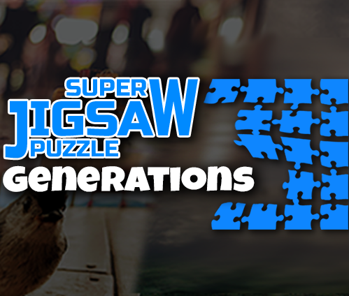 Super Jigsaw Puzzle: Generations